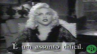 Dinner with Madonna - MTV Interview - 1991 - Part 01
