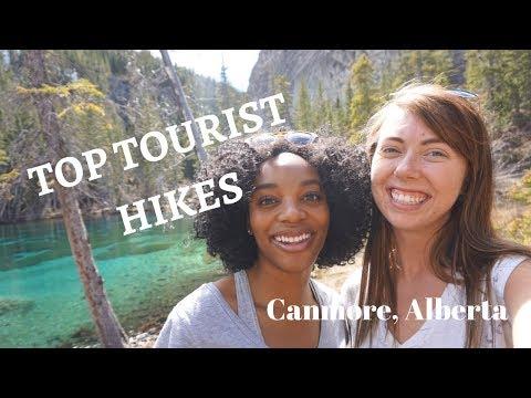 Canmore Alberta MUST SEES Ha Ling Peak Grassi Lakes