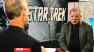 HARDtalk   William Shatner Captain Kirk
