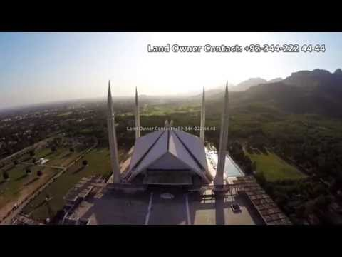 Islamabad sector G-15/2 Plot for Sale in Pakistan (Aerial Shots)