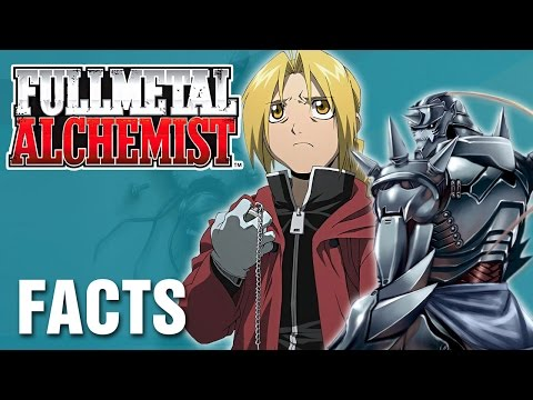 10 Interesting Facts About Fullmetal Alchemist