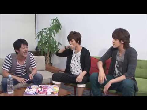 Shimono hiro's laugh