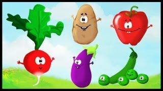 Apprendre les légumes en s