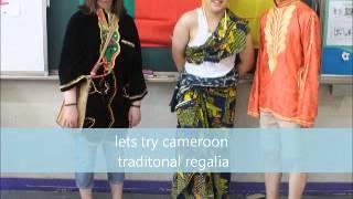 cameroon's culture diaspora.