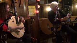 Billy & Bloomfish Live @ De Ton, grappig