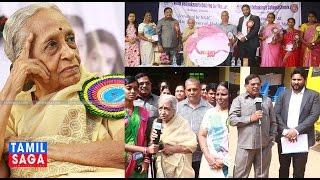 Kalki 2017 Short Film Launch | Dr. V. Shanta | Annai Veilankanni's for Women College