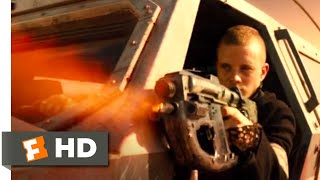 The Divergent Series: Allegiant (2016) - Welcome to the Future Scene (2/10) | Movieclips