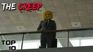 Top 10 Scary Toy Stories
