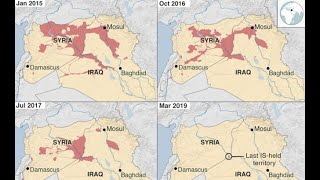 ISIS defeat - Mini Documentary. Rise and fall of the Islamic State Caliphate