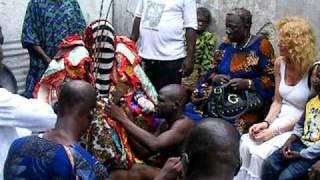 Celebrating Egungun Ayeloja 2010