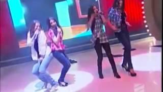 Tqveni Show -,, Pomada'' (Salita  Nini Mariami da Natia )