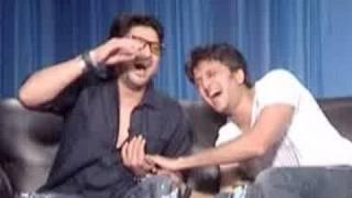 Double Dhamaal with Arshad Warsi, Riteish Deshmukh