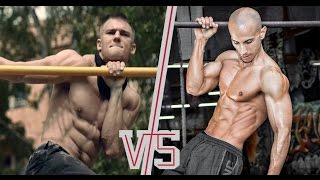 Frank Medrano & Adam Raw - Calisthenics & Fitness Motivation 2016 [HD]