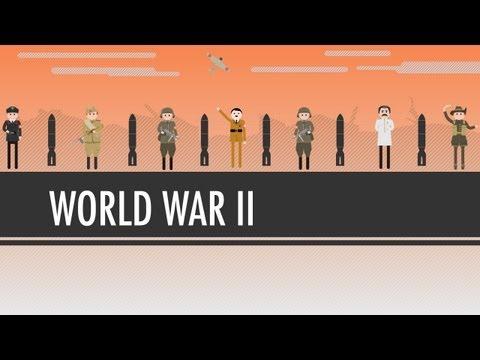 Xxx Mp4 World War II Crash Course World History 38 3gp Sex