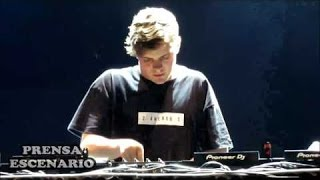 MARTIN GARRIX  LIONS IN THE WILD - THIRD PARTY - WORLD DANCE MUSIC - MEXICO