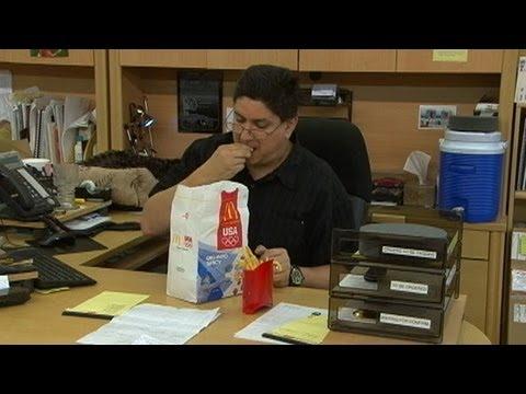 Xxx Mp4 Big Fat Experiment Participants Paid To Eat Fast Food 3gp Sex