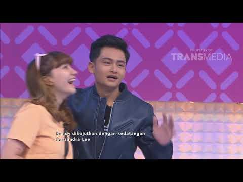 BROWNIS - Romantis ! Randy Martin Kaget Lagi Dansa Sama Ayu, Cassandra Lee Dateng (26418) Part 2