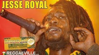 Jesse Royal - Modern Day Judas @Reggae Jam 2014