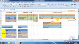 MS Office Excel 2007 Bangla Tutorial 4