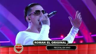 Roman El Original en vivo en Pasion de Sabado 08/10/2016 parte 2