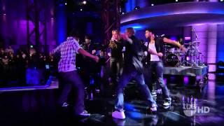 [1080p] Mariah Carey - Obsessed (Lopez Tonight 16.12.2009) HD