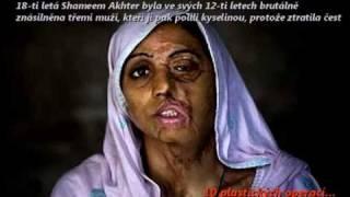 Když muslim miluje ženu... Pashtun Women