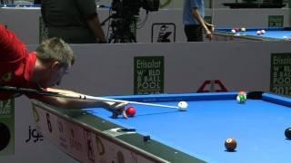 دولة الامارات تستضيف بطولة العالم للبلياردو