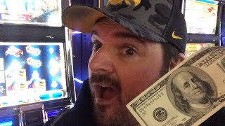 F U REDO! Lets Play Every WMS Slot in the Casino (New Strategy)
