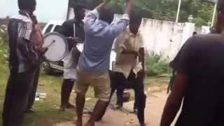 Chennai death dance