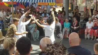 رقص افغانی در کشور سوئیس زوریخ