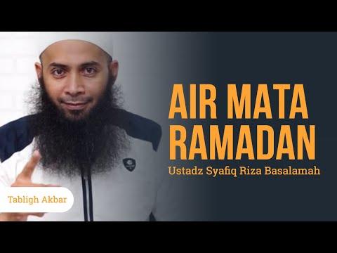 Xxx Mp4 Live Tabligh Akbar Air Mata Ramadhan Ustadz DR Syafiq Reza Basalamah M A 3gp Sex