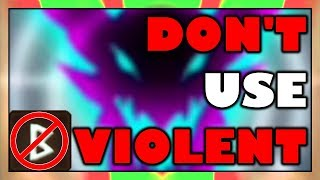 STOP USING VIOLENT RUNES IN R5! | Summoners War