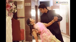 Telusa telusa from Sarrainodu | Couple dance for bride and groom | Indian Sangeeth | Telugu