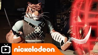 Teenage Mutant Ninja Turtles | Casey's Curse | Nickelodeon UK