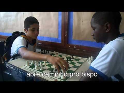 I Torneio de Xadrez EM Marinete Coelho de Souza