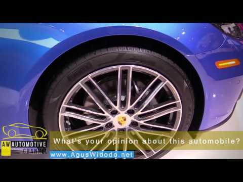 Porsche Panamera 4S 2017 give Review Scores to this new Car Autos 1 for min and 100 for max points