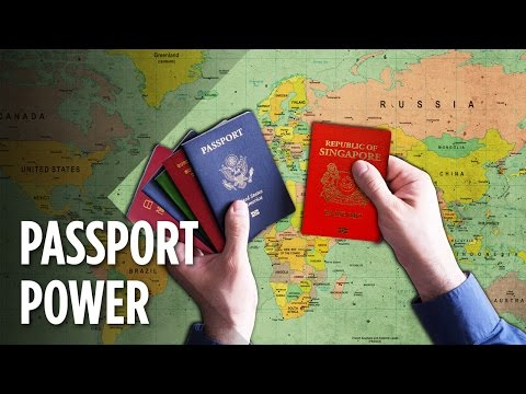 These Are The Most Powerful Passports