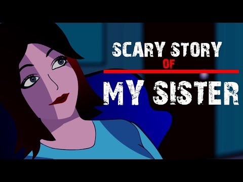 Xxx Mp4 Scary Story Of My Sister Animated In Hindi TAF 3gp Sex