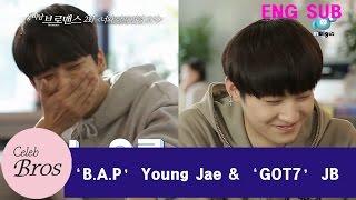 Young Jae & JB Celeb Bros EP2