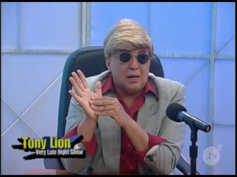 Tony Lion Very Late Nigth Show  - ''Angela Meyer'' - Club Sunshine - eltocino.tv