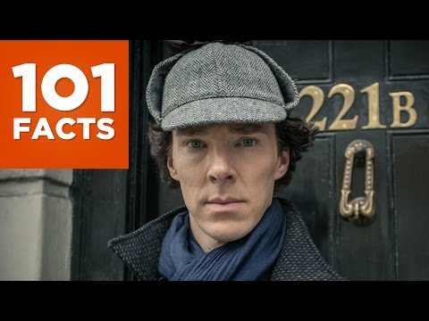 101 Facts About Sherlock Holmes