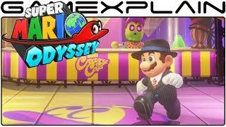 "Super Mario Odyssey - Direct Feed Sand Kingdom Gameplay w/ ""Mafia"" Mario"