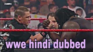 WWE DUBBED IN HINDI 2 (FUNNY) || akshayishere