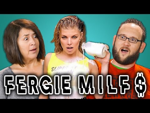 Xxx Mp4 PARENTS REACT TO FERGIE M I L F 3gp Sex