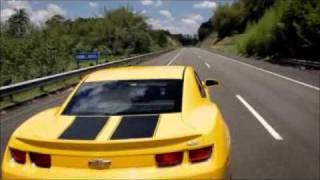 Video oficial do Camaro SS que chegou por R$ 185 mil