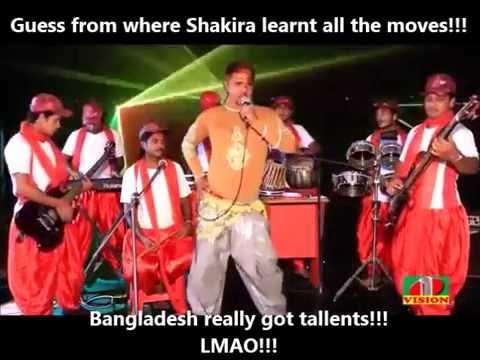 Legendary Dance and Song by Aziz Reza (নাচে গানে আজিজ রেজা)!