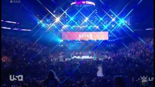 Austin Aries theme song intro shortened