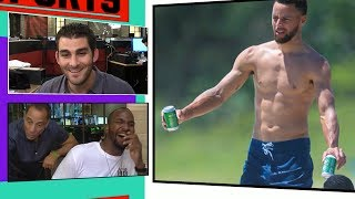 Steph Curry Is Ripped! | TMZ Sports
