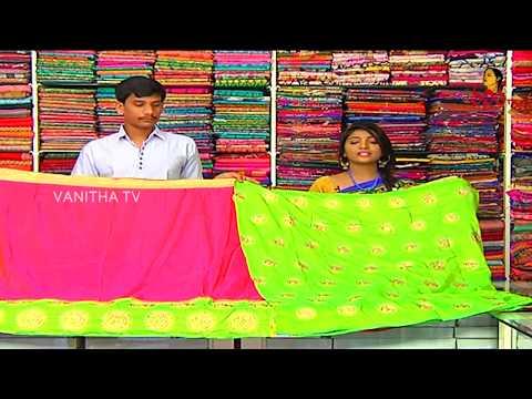 Xxx Mp4 Pink Color Half Pattu Saree With Contrast Green Blouse New Arrivals Vanitha TV 3gp Sex