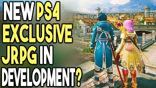 New PS4 JRPG Coming? Another PS4 Exclusive in 2019!